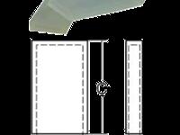 Vierkantkappen specials poedercoaten