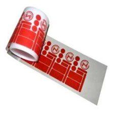 hittebestendige stickers van Alards Masking Solutions